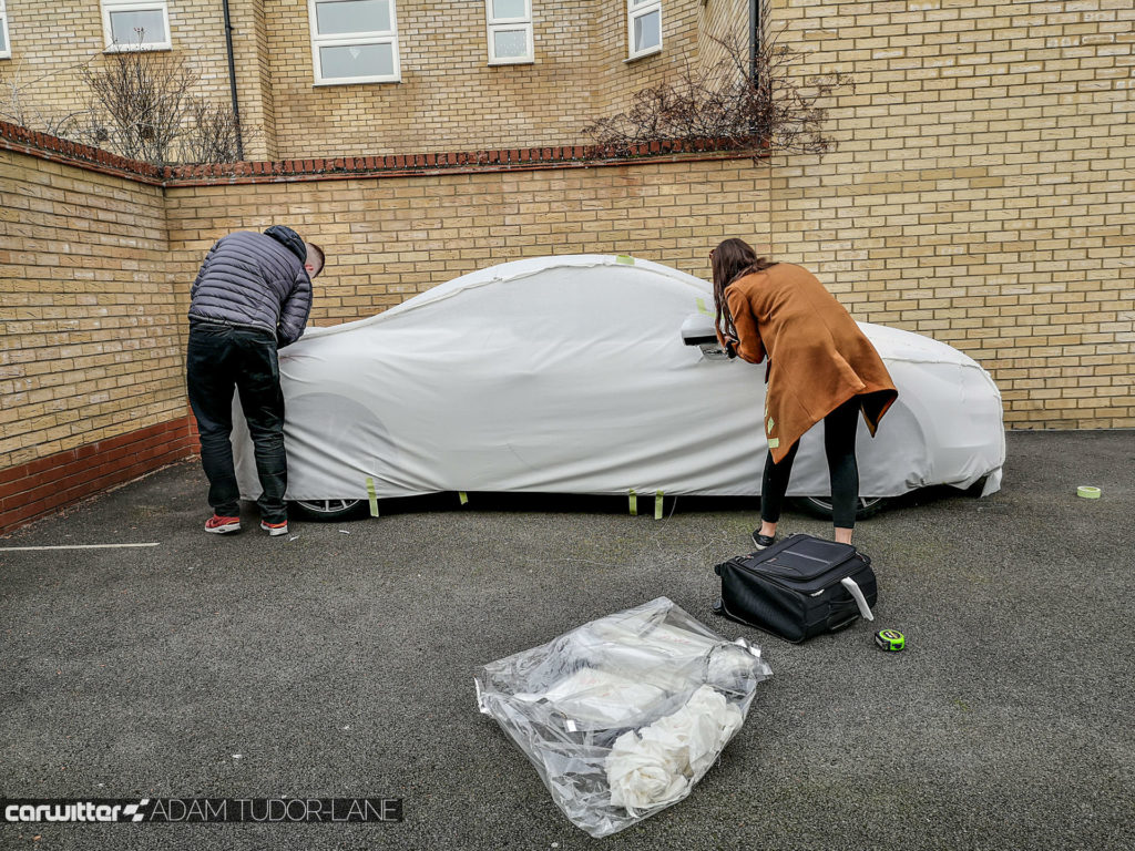 Specialised Covers Review Peugeot RCZ R Outdoor Cover 007 carwitter 1024x768 - Specialised Covers Review - The car cover of choice - Specialised Covers Review - The car cover of choice