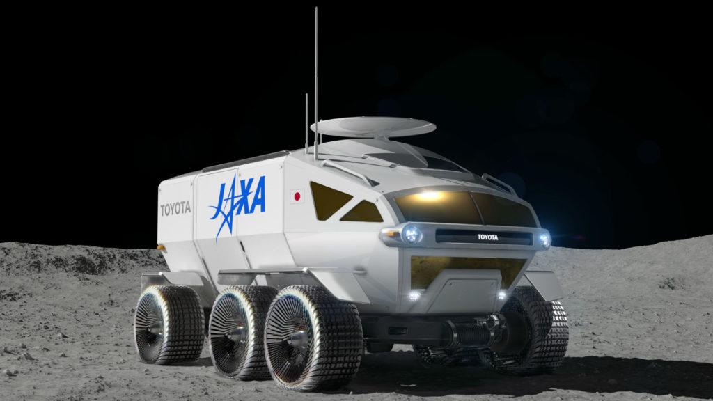 Bridgestone JAXA Toyota 0001 carwitter 1024x576 - Bridgestone shoot for the Moon - Bridgestone shoot for the Moon