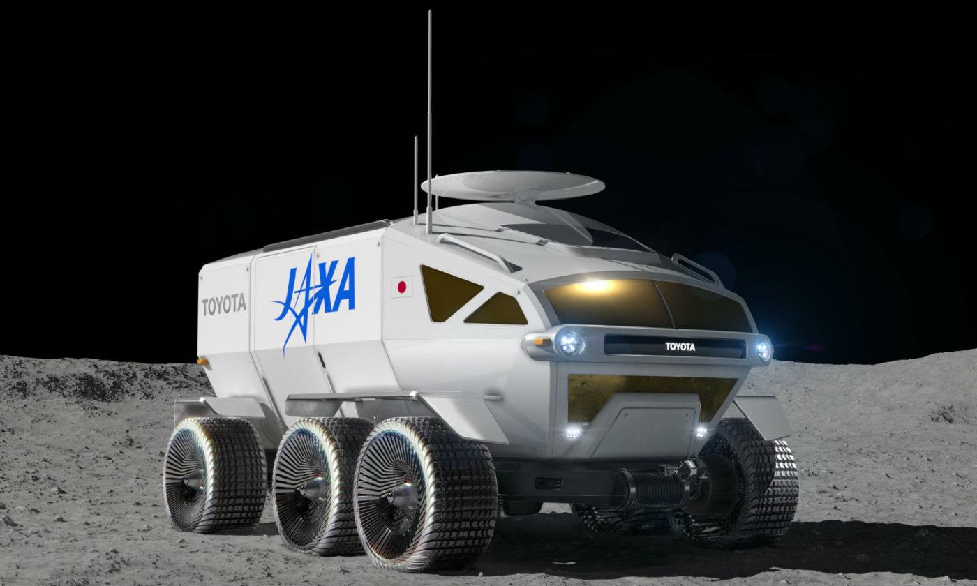 Bridgestone JAXA Toyota 0001 carwitter 1400x840 - Bridgestone shoot for the Moon - Bridgestone shoot for the Moon