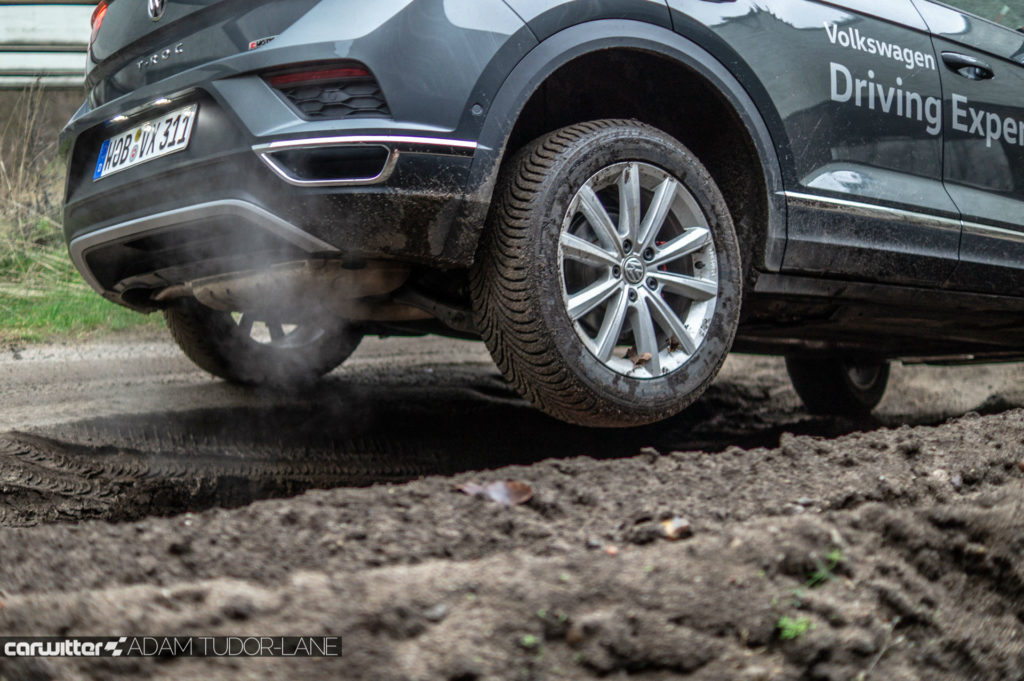 Volkswagen T Roc 4Motion Off Road Review 005 carwitter 1024x681 - Taking the VW T-Roc 4Motion Off-Road - Taking the VW T-Roc 4Motion Off-Road