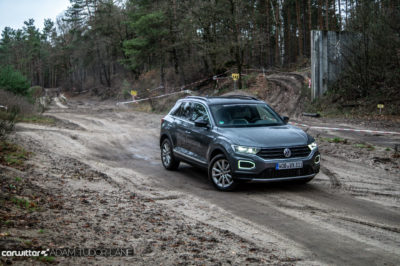 Volkswagen T Roc 4Motion Off Road Review 007 carwitter 400x266 - Taking the VW T-Roc 4Motion Off-Road - Taking the VW T-Roc 4Motion Off-Road