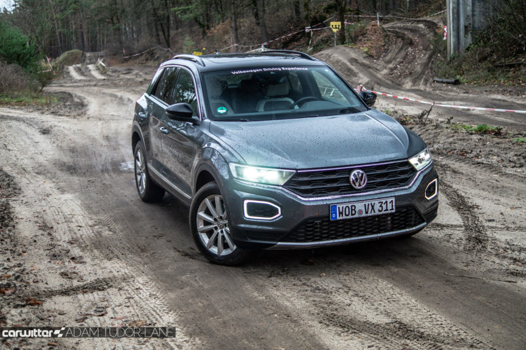 Volkswagen T Roc 4Motion Off Road Review 008 carwitter 1024x681 - Taking the VW T-Roc 4Motion Off-Road - Taking the VW T-Roc 4Motion Off-Road
