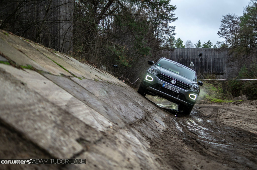 Volkswagen T Roc 4Motion Off Road Review 014 carwitter 1024x681 - Taking the VW T-Roc 4Motion Off-Road - Taking the VW T-Roc 4Motion Off-Road