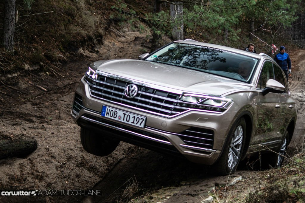 Volkswagen T Roc 4Motion Off Road Review 027 carwitter 1024x681 - Taking the VW T-Roc 4Motion Off-Road - Taking the VW T-Roc 4Motion Off-Road