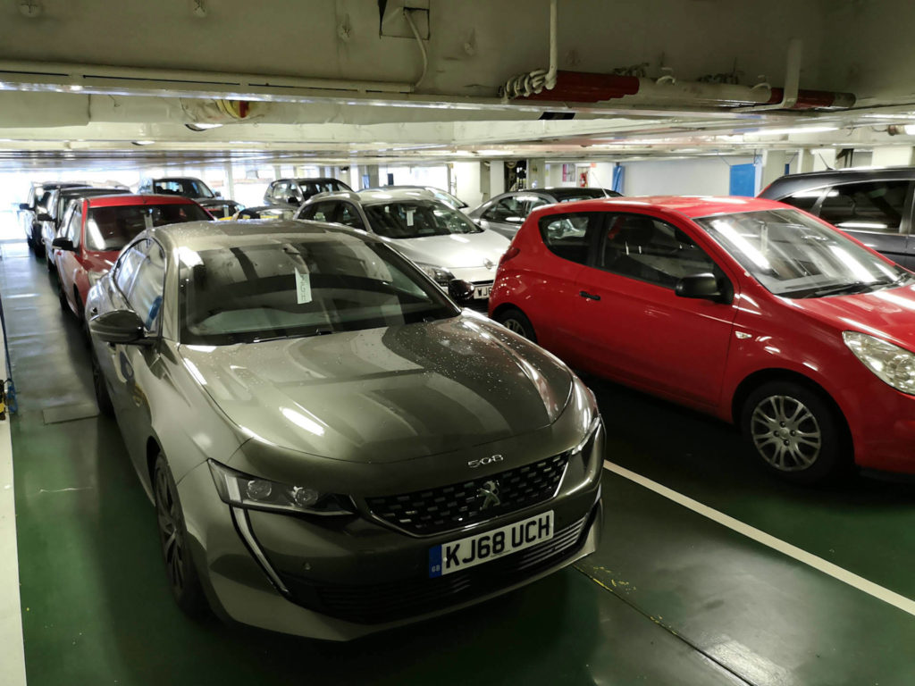 Brittany Ferries Brexit Take Your Car To France 006 carwitter 1024x768 - Taking your car to Europe amid Brexit uncertainty - Taking your car to Europe amid Brexit uncertainty