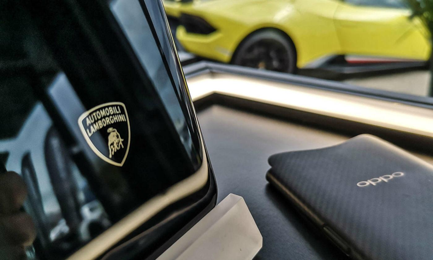 Oppo Lamborghini Find X 006 1400x840 - Oppo + Lamborghini = OPPO Find X Automobili Lamborghini Edition - Oppo + Lamborghini = OPPO Find X Automobili Lamborghini Edition