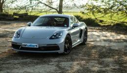 2019 Porsche 718 Cayman GTS Close Angle carwitter 260x150 - 2019 Porsche Cayman 718 GTS Review - 2019 Porsche Cayman 718 GTS Review