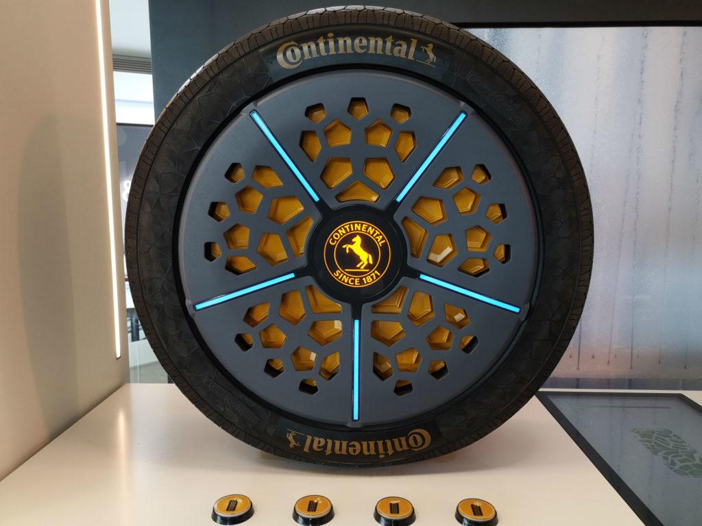 Continental Contisense Tyre Concept 008 1024x768 - Future tyre tech with Continental - Future tyre tech with Continental