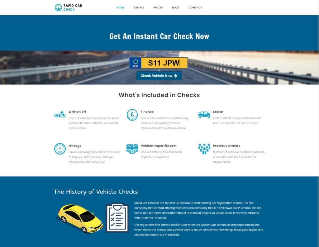 Rapid Car Check 01 1024x793 - Rapid Car Check Review - Rapid Car Check Review