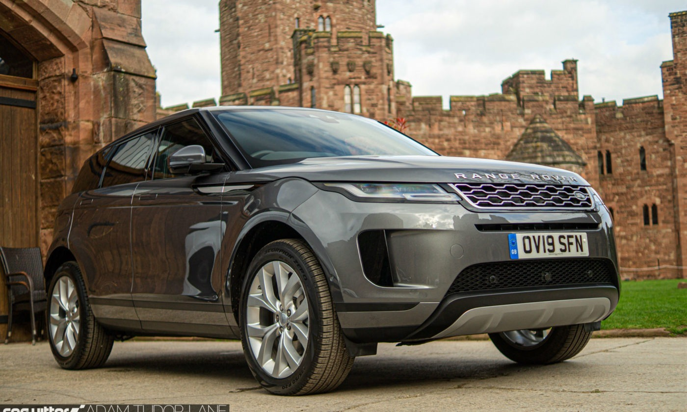 2019 Range Rover Evoque Review Front Angle Close carwitter 1400x840 - 2019 Range Rover Evoque Review - 2019 Range Rover Evoque Review