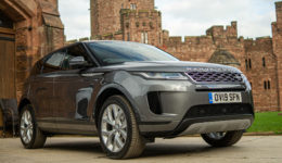 2019 Range Rover Evoque Review Front Angle Close carwitter 260x150 - 2019 Range Rover Evoque Review - 2019 Range Rover Evoque Review