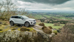 2019 Range Rover Evoque Review Hero Shot Side On carwitter 260x150 - Range Rover Evoque 2019 – Top Tech - Range Rover Evoque 2019 – Top Tech