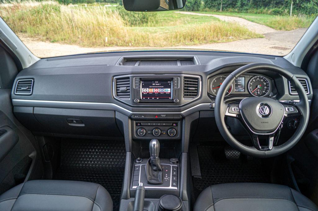 2019 Volkswagen Amarok V6 Review Dashboard carwitter 1024x681 - 2019 Volkswagen Amarok V6 Review - 2019 Volkswagen Amarok V6 Review