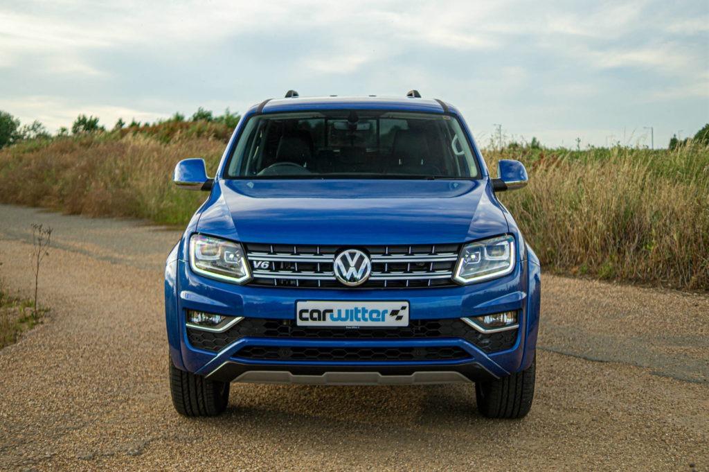 2019 Volkswagen Amarok V6 Review Front Close carwitter 1024x681 - 2019 Volkswagen Amarok V6 Review - 2019 Volkswagen Amarok V6 Review