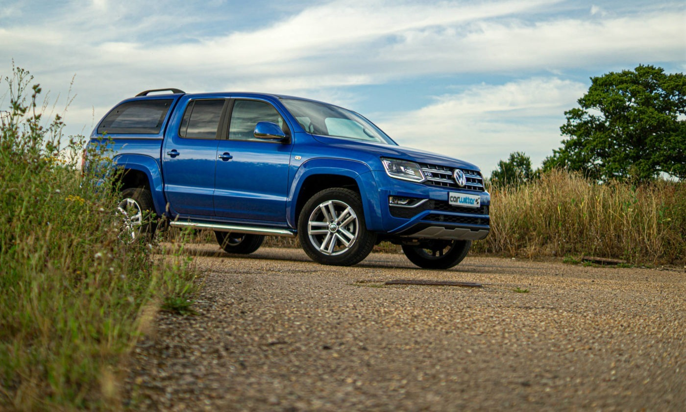 2019 Volkswagen Amarok V6 Pick-Up Review - carwitter