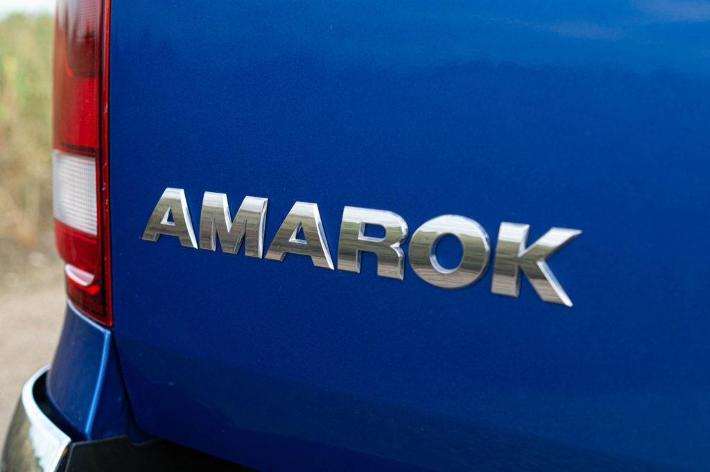 2019 Volkswagen Amarok V6 Review Rear Badge carwitter 1024x681 - 2019 Volkswagen Amarok V6 Review - 2019 Volkswagen Amarok V6 Review