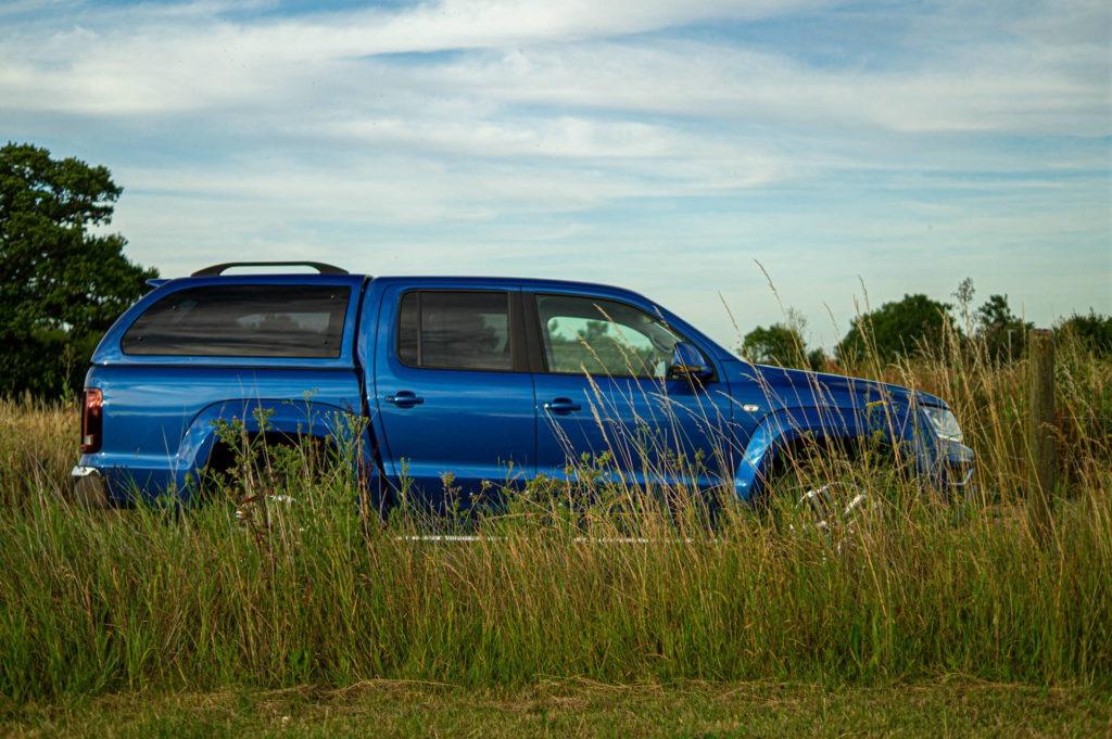 2019 Volkswagen Amarok V6 Review Side Scene carwitter 1024x681 - 2019 Volkswagen Amarok V6 Review - 2019 Volkswagen Amarok V6 Review