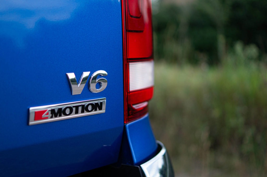 2019 Volkswagen Amarok V6 Review V6 Badge carwitter 1024x681 - 2019 Volkswagen Amarok V6 Review - 2019 Volkswagen Amarok V6 Review