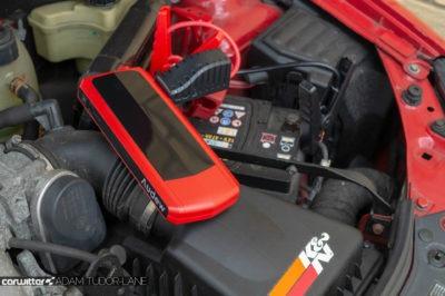 Audew 20000mAh Jump Start Battery Pack Review 008 carwitter 400x266 - Audew Car Jump Starter Battery Pack 20000 mAh - Audew Car Jump Starter Battery Pack 20000 mAh