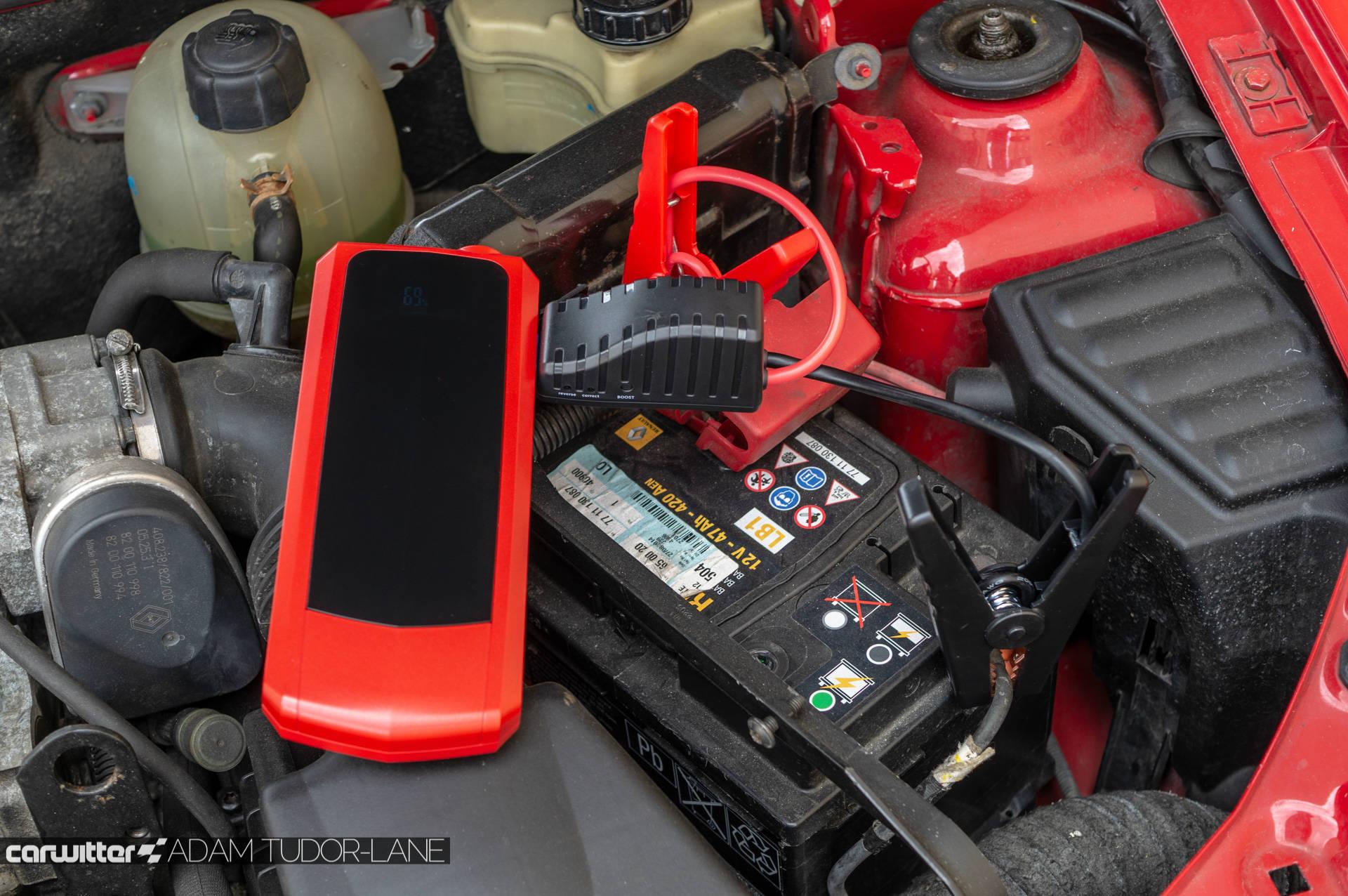 Audew Car Jump Starter Battery Pack 20000 mAh - carwitter