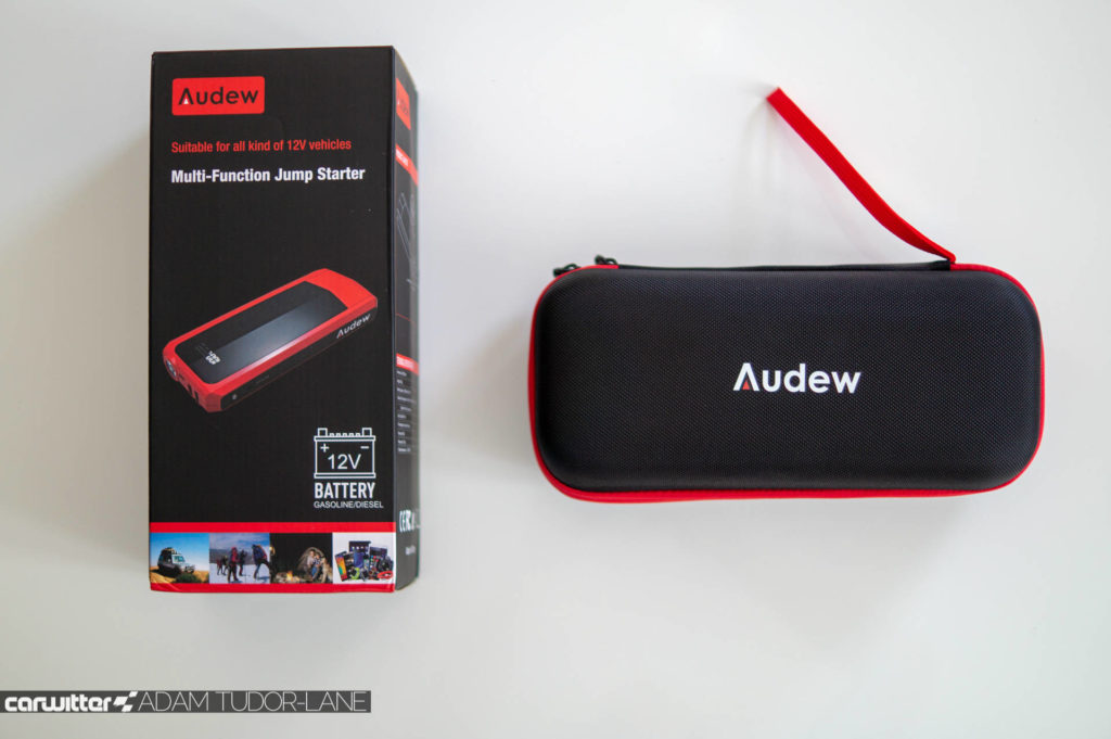 Audew 20000mAh Jump Start Battery Pack Review 013 carwitter 1024x681 - Audew Car Jump Starter Battery Pack 20000 mAh - Audew Car Jump Starter Battery Pack 20000 mAh