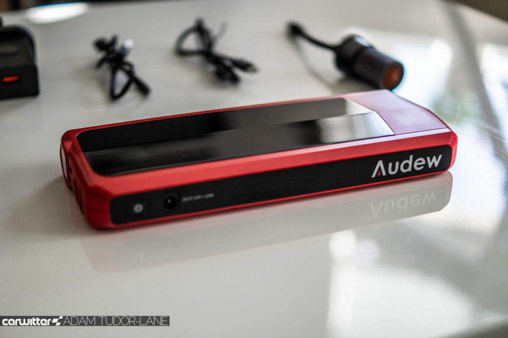 Audew 20000mAh Jump Start Battery Pack Review 016 carwitter 1024x681 - Audew Car Jump Starter Battery Pack 20000 mAh - Audew Car Jump Starter Battery Pack 20000 mAh
