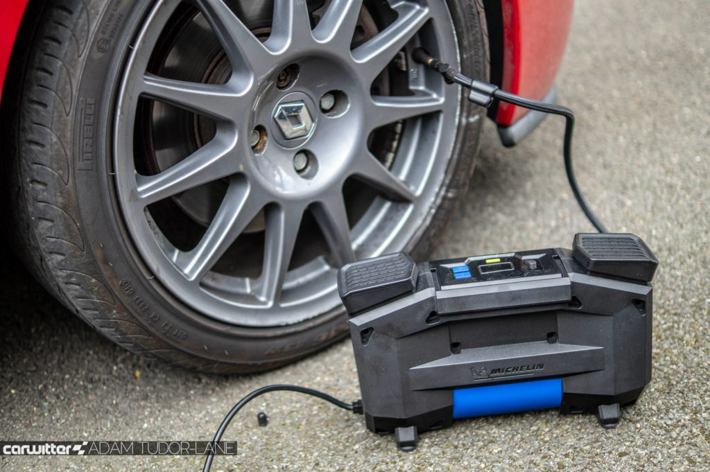 Michelin 240V Superfast 4X4 SUV Tyre Inflator Review 003 carwitter 1024x681 - Michelin 240V Superfast 4X4/SUV Tyre Inflator - Michelin 240V Superfast 4X4/SUV Tyre Inflator