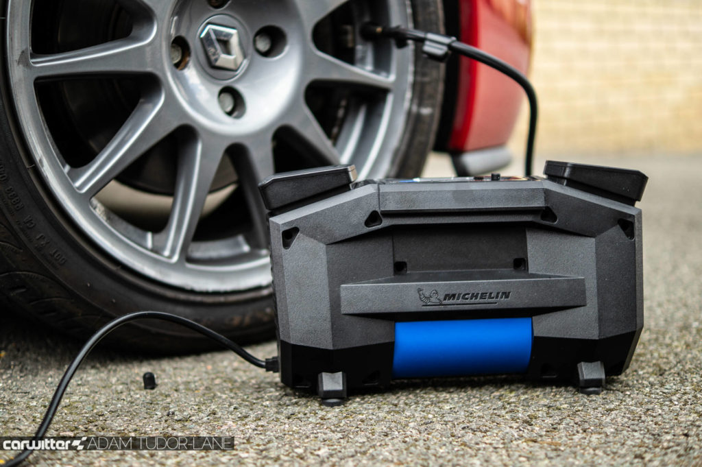 Michelin 240V Superfast 4X4 SUV Tyre Inflator Review 004 carwitter 1024x681 - Michelin 240V Superfast 4X4/SUV Tyre Inflator - Michelin 240V Superfast 4X4/SUV Tyre Inflator