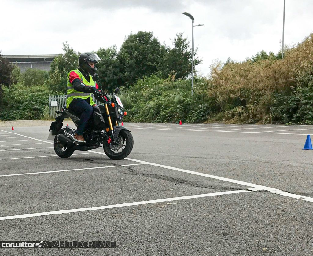 Taking your CBT Honda School Of Motorcycling 007 carwitter 1024x838 - Taking my CBT with Honda School Of Motorcycling - Taking my CBT with Honda School Of Motorcycling