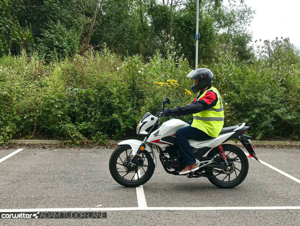 Taking your CBT Honda School Of Motorcycling 014 carwitter 1024x773 - Taking my CBT with Honda School Of Motorcycling - Taking my CBT with Honda School Of Motorcycling