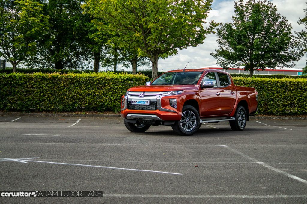 2019 Mitsubishi L200 Series 6 Review Front Angle carwitter 1024x681 - Mitsubishi L200 Series 6 Review - Mitsubishi L200 Series 6 Review