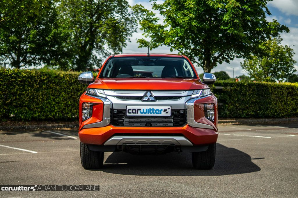 2019 Mitsubishi L200 Series 6 Review Front Low carwitter 1024x681 - Mitsubishi L200 Series 6 Review - Mitsubishi L200 Series 6 Review
