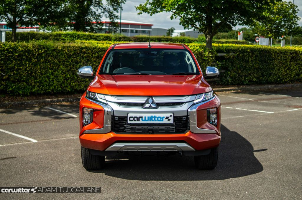 2019 Mitsubishi L200 Series 6 Review Front carwitter 1024x681 - Mitsubishi L200 Series 6 Review - Mitsubishi L200 Series 6 Review
