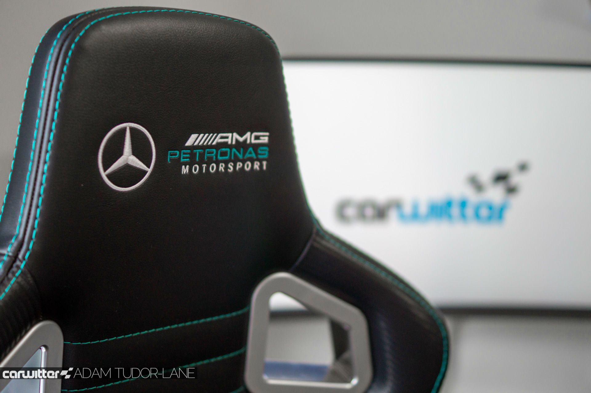 Incredible Noblechairs Mercedes Amg Petronas F1 Office Chair Review Creativecarmelina Interior Chair Design Creativecarmelinacom