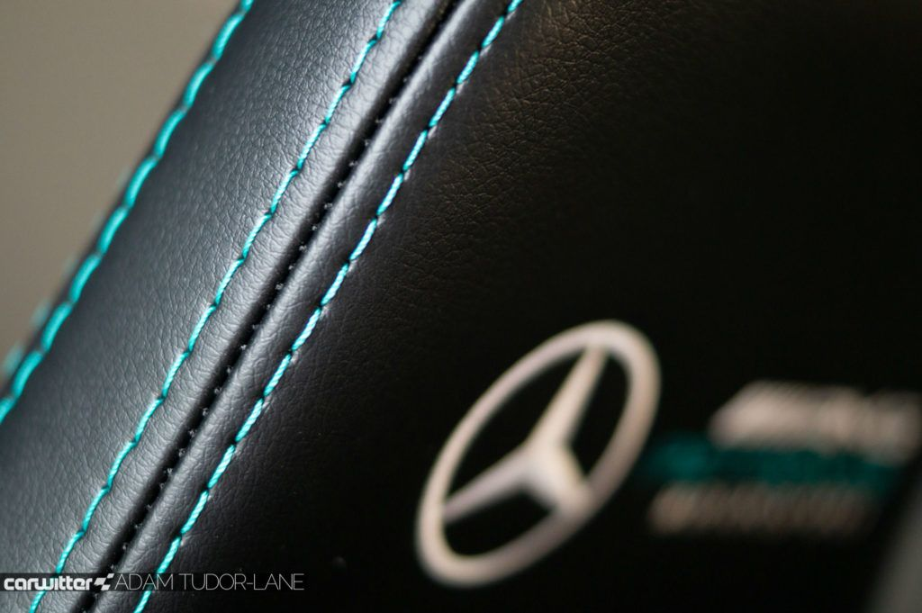 Noblechairs Epic Office Gaming Chair MERCEDES AMG PETRONAS F1 EDITION Review 010 carwitter 1024x681 - Noblechairs Mercedes-AMG Petronas F1 Office Chair Review - Noblechairs Mercedes-AMG Petronas F1 Office Chair Review