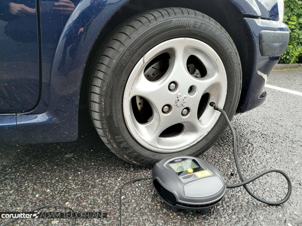 Ring RTC1000 Rapid Digital Tyre Inflator Review 003 carwitter 1024x768 - Top 10 Things Car Geeks Can Do During Lockdown - Top 10 Things Car Geeks Can Do During Lockdown
