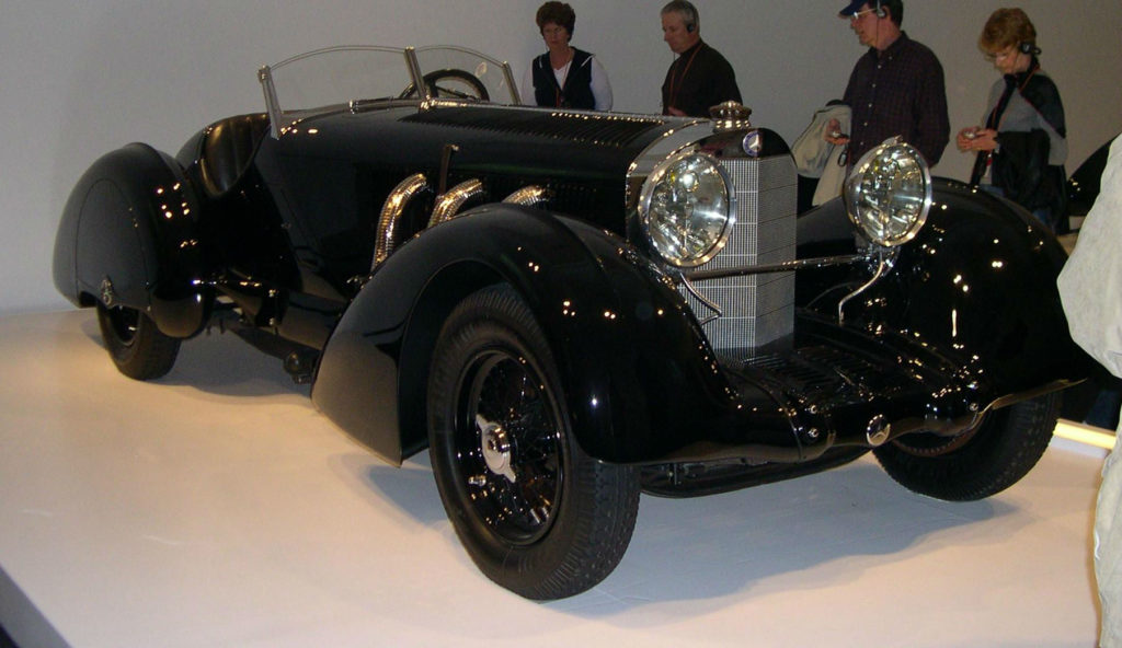 1930 Mercedes Benz SSK 34 carwitter 1024x592 - 5 Interesting Facts About Porsche - 5 Interesting Facts About Porsche