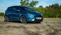 2019 Ford Fiesta ST2 Review Front Angle carwitter 260x150 - Ford Fiesta ST Performance Pack Review (2019) - Ford Fiesta ST Performance Pack Review (2019)