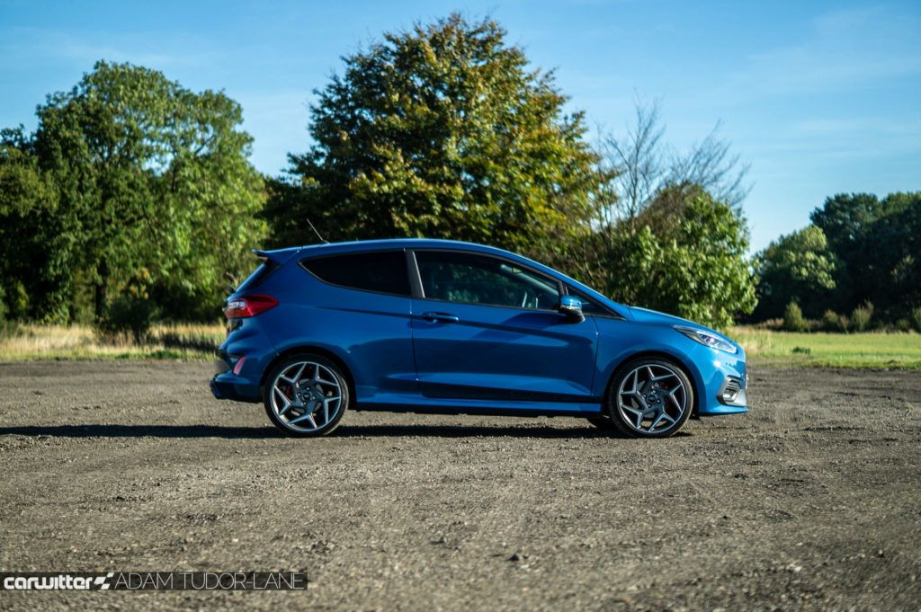 2019 Ford Fiesta ST2 Review Side carwitter 1024x681 - Ford Fiesta ST Performance Pack Review (2019) - Ford Fiesta ST Performance Pack Review (2019)