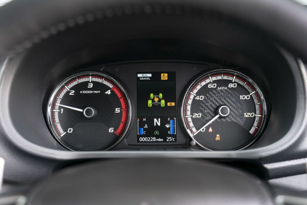 2019 Mitsubishi L200 Series 6 Review Dials carwitter 1024x683 - What are ABS and EBD and What is Their Purpose? - What are ABS and EBD and What is Their Purpose?