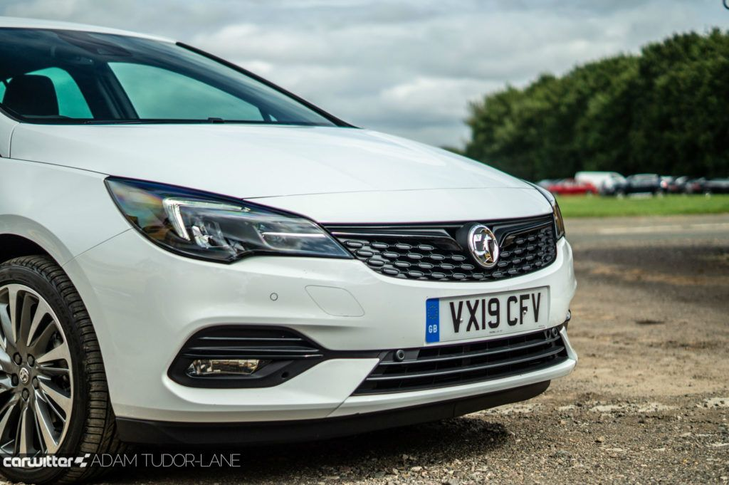 2019 Vauxhall Astra Review Front Bumper carwitter 1024x681 - Vauxhall Astra Review (2019) - Vauxhall Astra Review (2019)