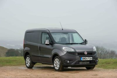 Fiat Doblo Cargo Front carwitter 400x266 - The Small Van Plan - The Small Van Plan