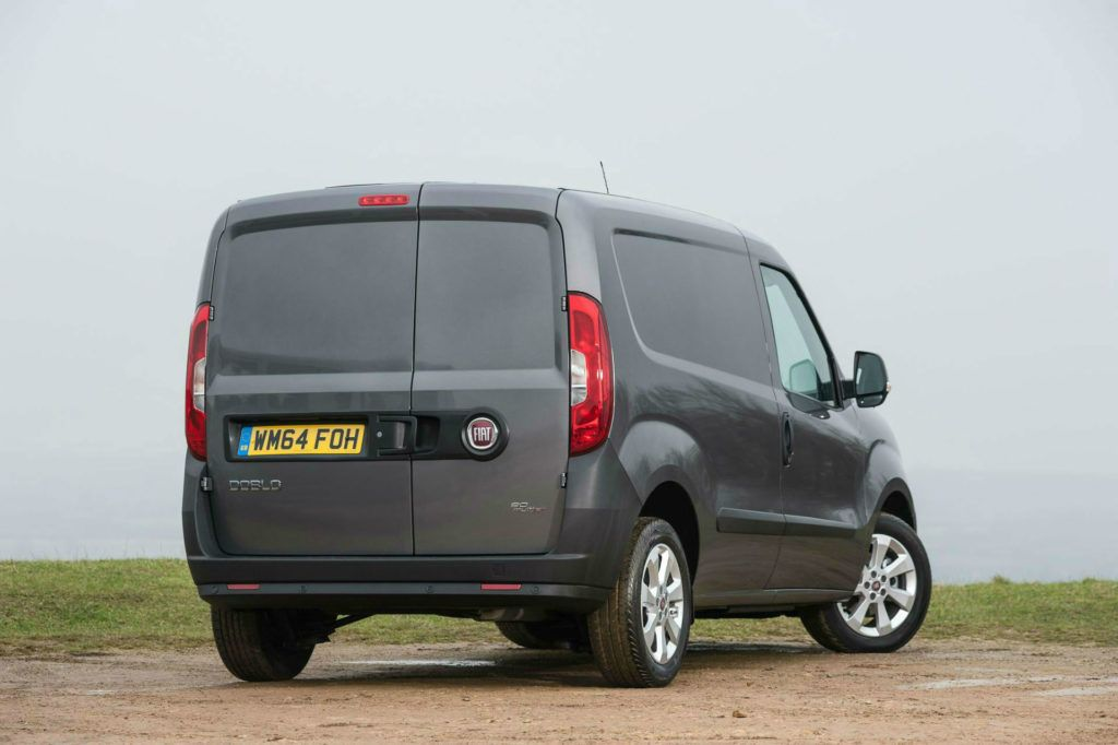 Fiat Doblo Cargo Rear carwitter 1024x682 - The Small Van Plan - The Small Van Plan