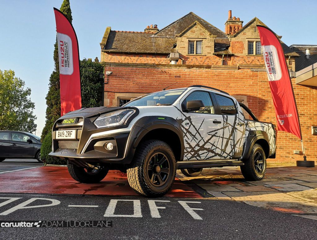 Isuzu D Max XTR Review Front Angle Hero carwitter 1024x776 - Isuzu D-Max XTR Review - Isuzu D-Max XTR Review