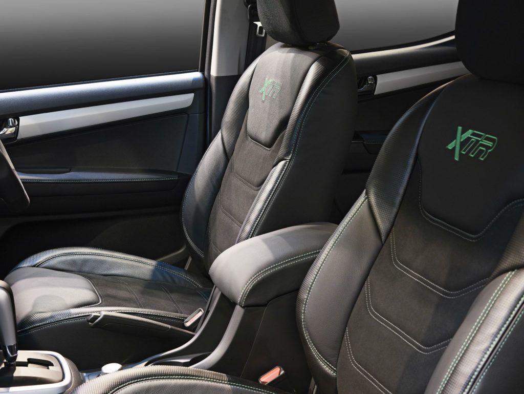 Isuzu D Max XTR Review Interior Sports Seats carwitter 1024x769 - Isuzu D-Max XTR Review - Isuzu D-Max XTR Review