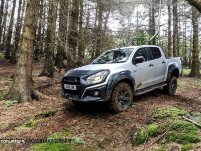 Isuzu D Max XTR Review Off Road Front carwitter 400x300 - Isuzu D-Max XTR Review - Isuzu D-Max XTR Review