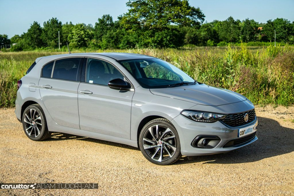 2019 Fiat Tipo S Design Review Front Angle Close carwitter 1024x681 - Fiat Tipo S-Design Review - Fiat Tipo S-Design Review