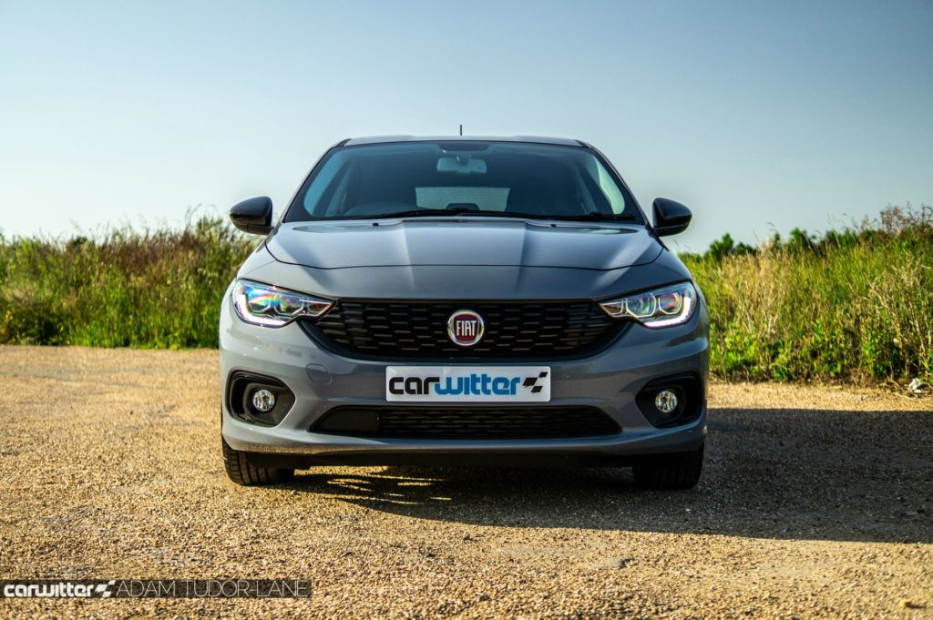 2019 Fiat Tipo S Design Review Front Low carwitter 1024x681 - Fiat Tipo S-Design Review - Fiat Tipo S-Design Review