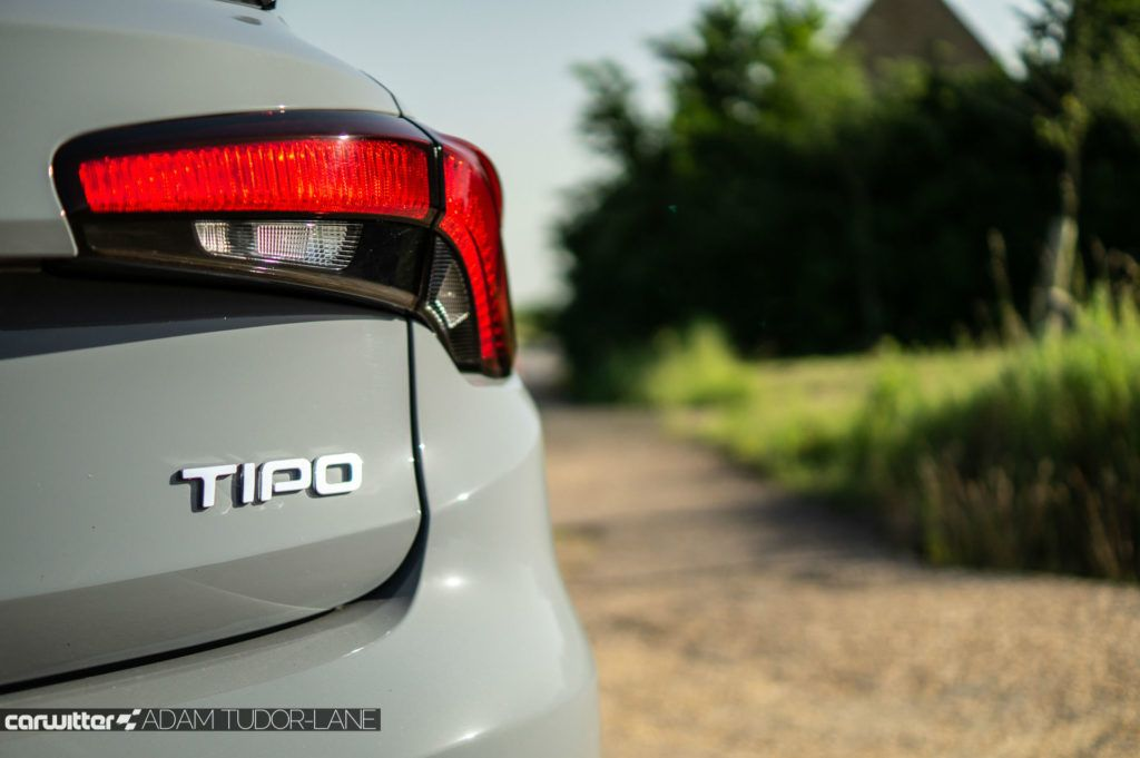 2019 Fiat Tipo S Design Review Tipo Rear Badge carwitter 1024x681 - Fiat Tipo S-Design Review - Fiat Tipo S-Design Review