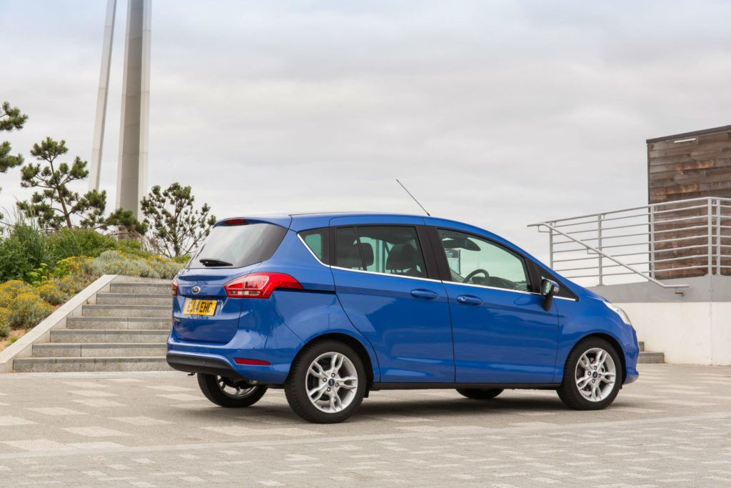 Ford B Max Side carwitter 1024x683 - Ford Fiesta ST Performance Pack Review (2019) - Ford Fiesta ST Performance Pack Review (2019)